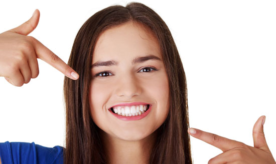 Teeth Cleaning and Fluoride